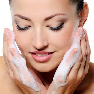 طراوت پوست با حذف صابون از شستشوی روزانه