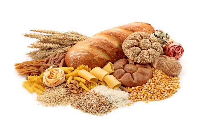 گروه نان و غلات را روزانه به چه میزان مصرف نمائیم؟