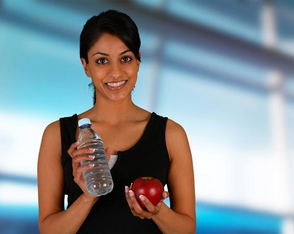 زمان ایده ال و میزان وعده غذایی، پیش از ورزش چقدراست؟