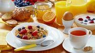 صبحانه سنگین و مفصل مجاز است یا ممنوع؟