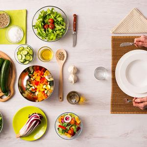  چطور مغز خود را به انتخاب مواد غذایی سالم عادت دهیم