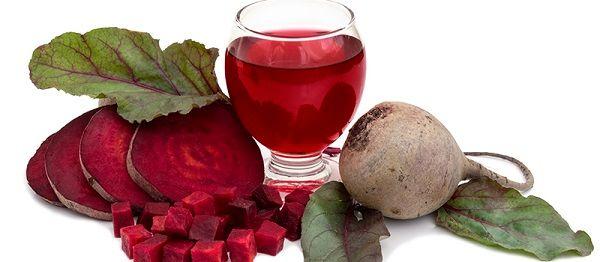 درمان بیماری ها با چغندر و چای