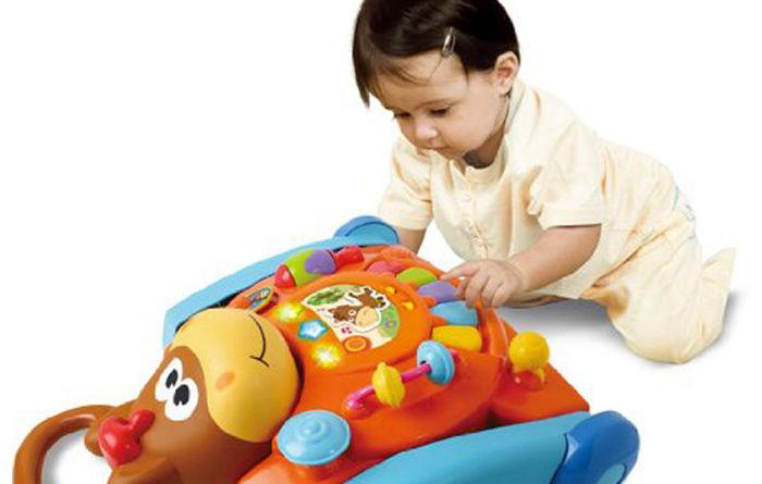 اسباب بازی متناسب کودکان سه تا شش ماه
