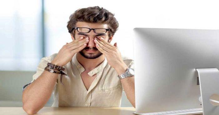 تمرین چشم برای تصحیح خطای باصره