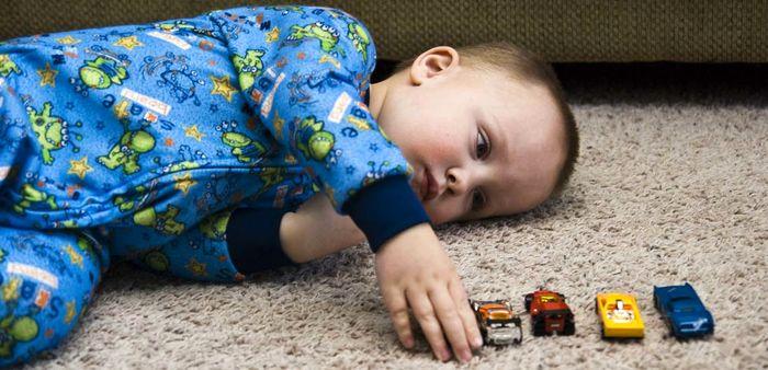 رژیم غذایی برای کودکان مبتلا به اوتیسم