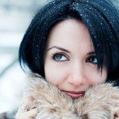 طرحی برای آرایش زمستانی
