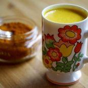 فواید چای زردچوبه و طرز تهیه ی آن