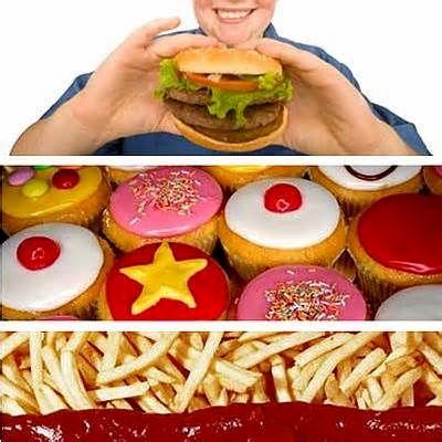 غذاهایی که باعثایجاد سلولیت می شوند