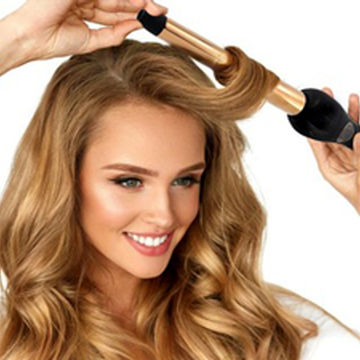 روش های  فرکردن مو با بابلیس را بدانید