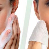 طرز تهیه شیر پاک کن شاداب کننده پوست