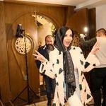 رقص 18+ لیلا اوتادی در مهمانی +عکس