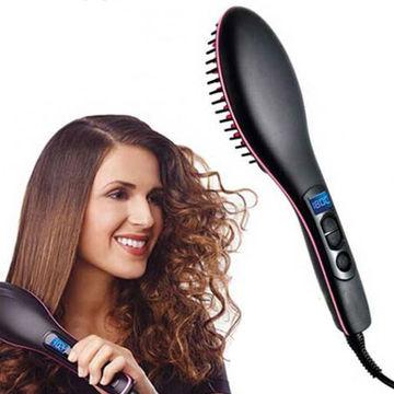 مزایا استفاده از برس حرارتی مو