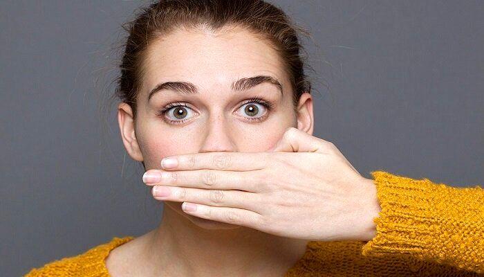 علت تلخ و بد مزه بودن دهان اول صبح