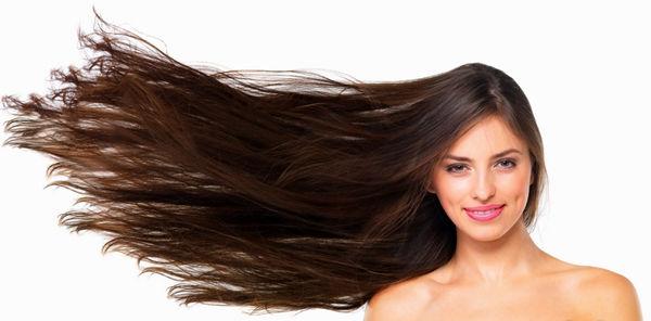 طریقه آزمایش نوع چربی و خشکی موها