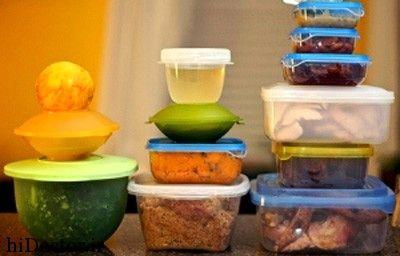توصیه هایی برای مصرف غذاهای مانده