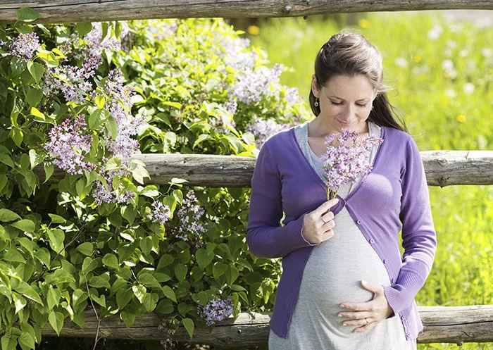 نحوه سازش با مشکلات بارداری