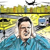 خطرات آلودگی صوتی برای انسان