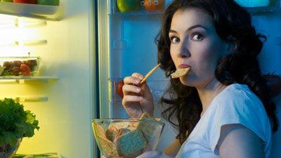 تاثیر تغذیه بر کیفیت خواب