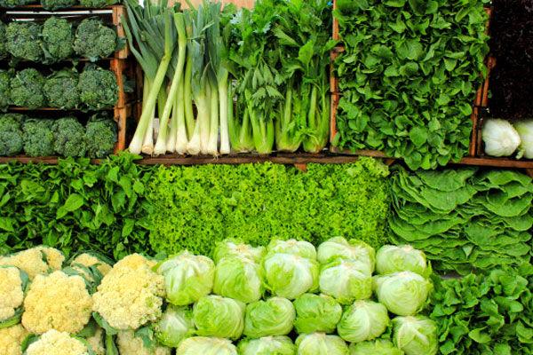 از سبزیجات تازه و خشک در برنامه غذایی خود استفاده کنید