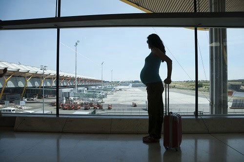 آیا سفر برای خانم باردار مناسب است ؟