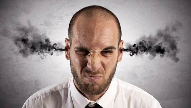 آیا دچار خشم و غصب هستید؟