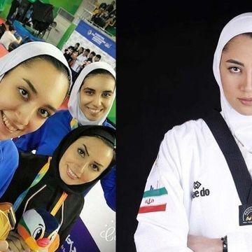 کیمیا علیزاده کیست؟ + بیوگرافی و عکس
