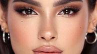 با این آرایش چشم های خود را درشت تر کنید