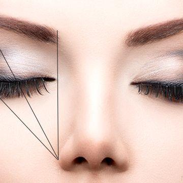 چطور ابروهایی بی نقص و متناسب با چهره ی خود داشته باشید