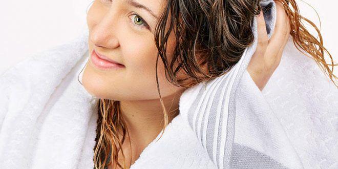 اشتباهات رایج در شستشوی موی سر