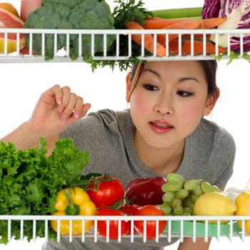 میوه ها و سبزیجات مرطوب کننده پوست