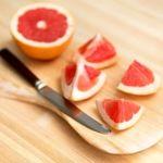 عصاره دانه گریپ فروت جهت درمان بیماری های پوستی