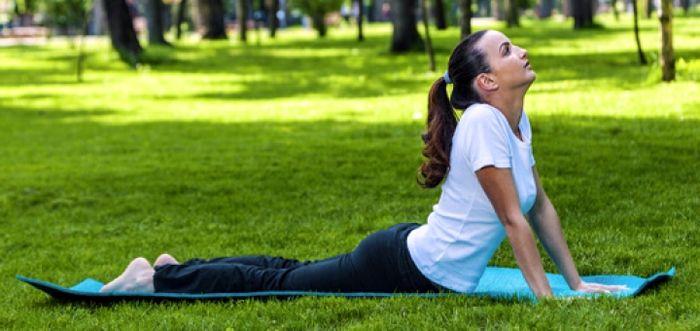 ورزش تعادل بدن را افزایش می دهد