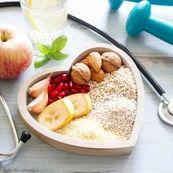 کاهش کلسترول LDL در بدن از طریق مواد غذایی