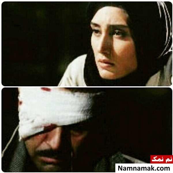 هدیه تهرانی و همسرش قبل از طلاق + عکس
