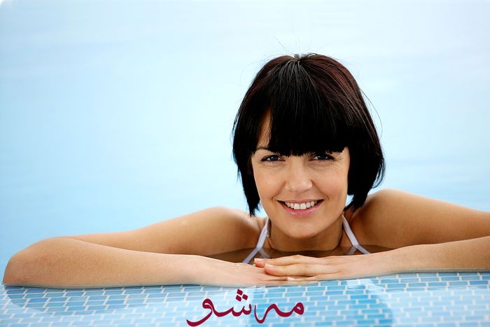 نکات مهم مراقبت از پوست و مو برای شناگران