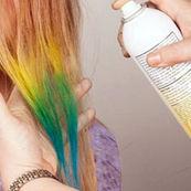 درباره ی اسپری رنگ مو بیشتر بدانید