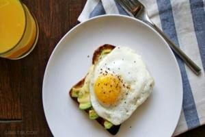صبحانه ای که در عرض یک ماه لاغرتان می کند