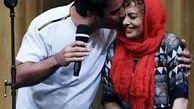 رابطه عاشقانه همسر یکتا ناصر با یک زن + عکس