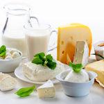 نکاتی درباره مصرف گروه شیر و لبنیات