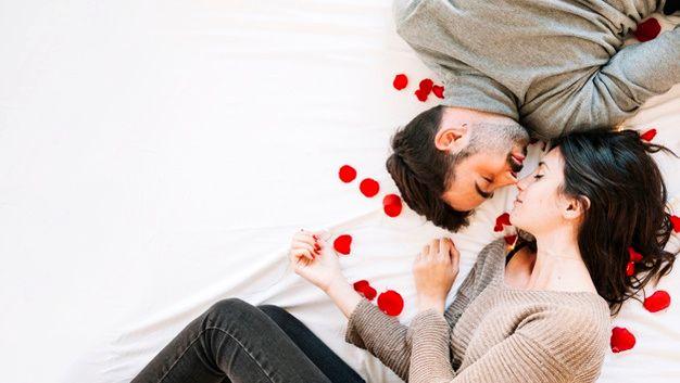 ارضا شدن همزمان زن و شوهر در رابطه جنسی