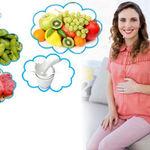خوراکی هایی که در بارداری  باید مصرف کنید