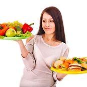 در تغذیه متفکرین چه موادی باید بیشتر مورد استفاده قرار گیرد؟