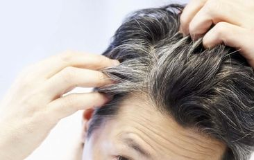 با این 12 روش فورا موی سفیدتان را سیاه کنید