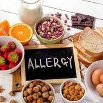 کمین مزمن آلرژی با استفاده این مواد