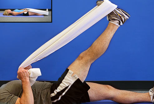 ورزش های زانو برای افراد مبتلا به آرتروز