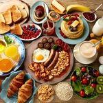 با صبحانه مناسب شکم خود را تخت کنید