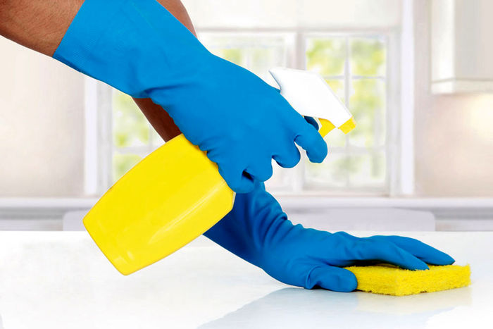 ترفند هایی برای خانه تکانی آسان