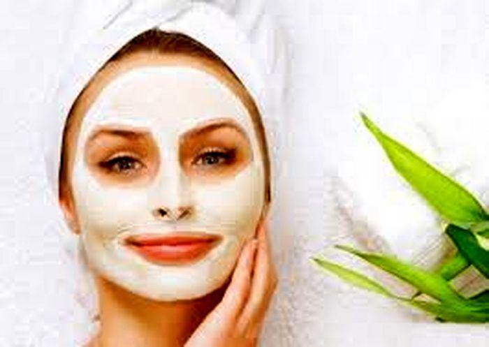 با این ماسک پوست خود را درخشان کنید