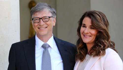 بیل گیتس رسما از همسرش جدا شد + عکس