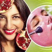 فواید انار برای پوست
